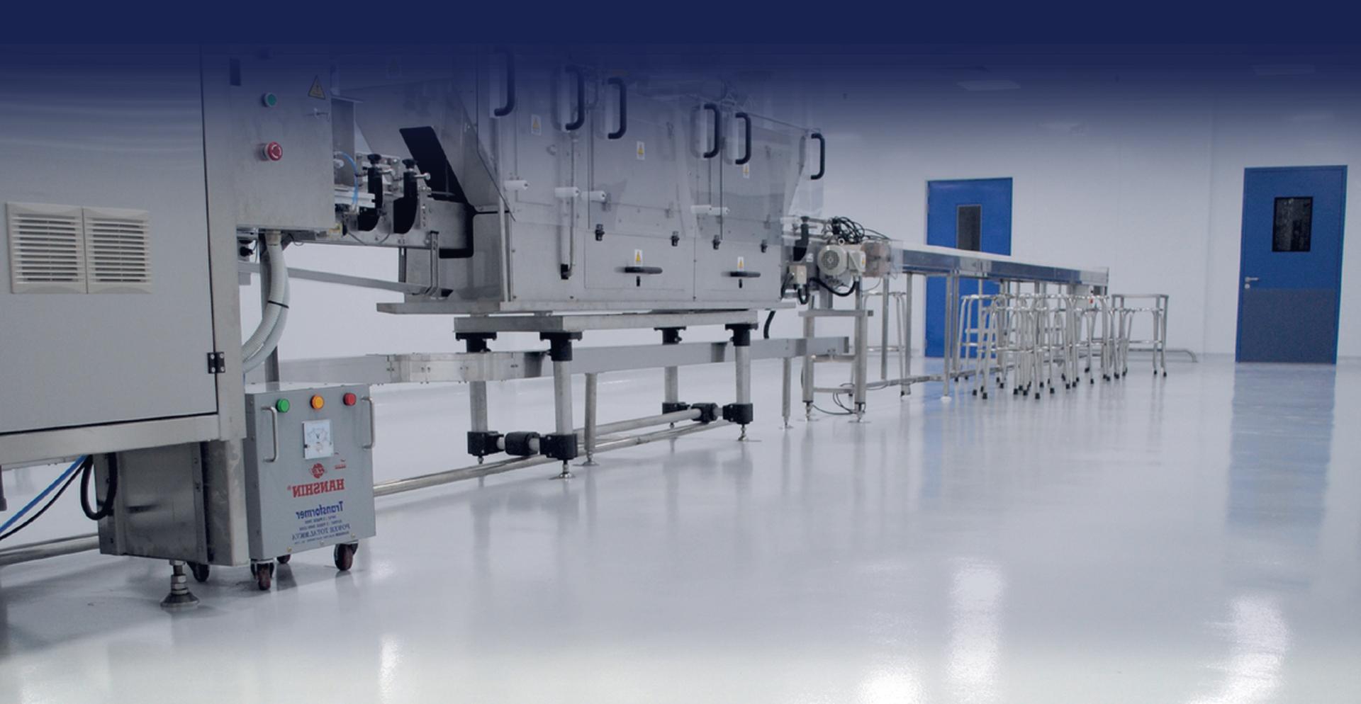 Hệ thống phủ epoxy chống tĩnh điện KERACOTE ESP300
