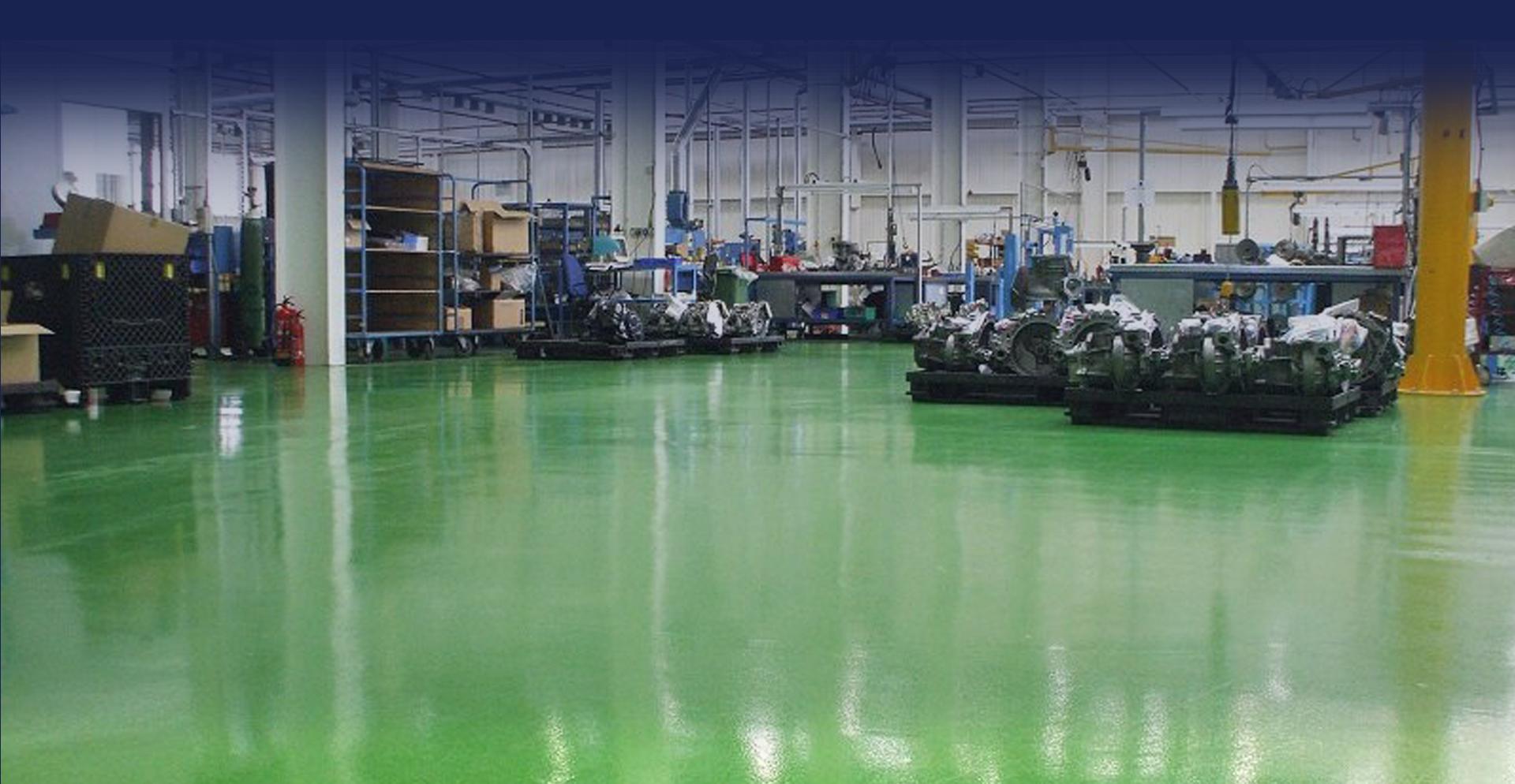 Hệ thống phủ epoxy không dung môi KERASEAL ADO121