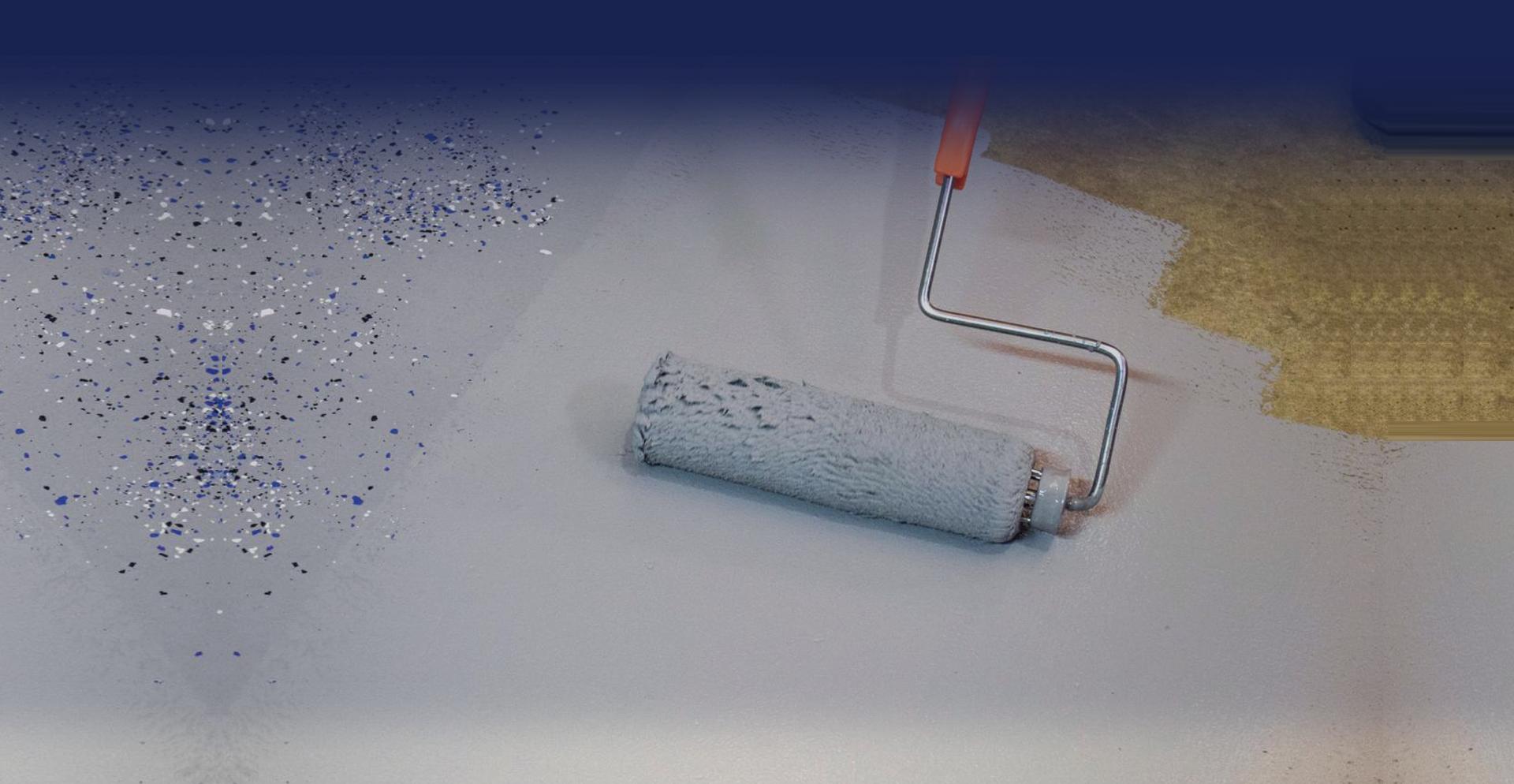 溶剤ベースのエポキシ床コーティングKERASEALADO20