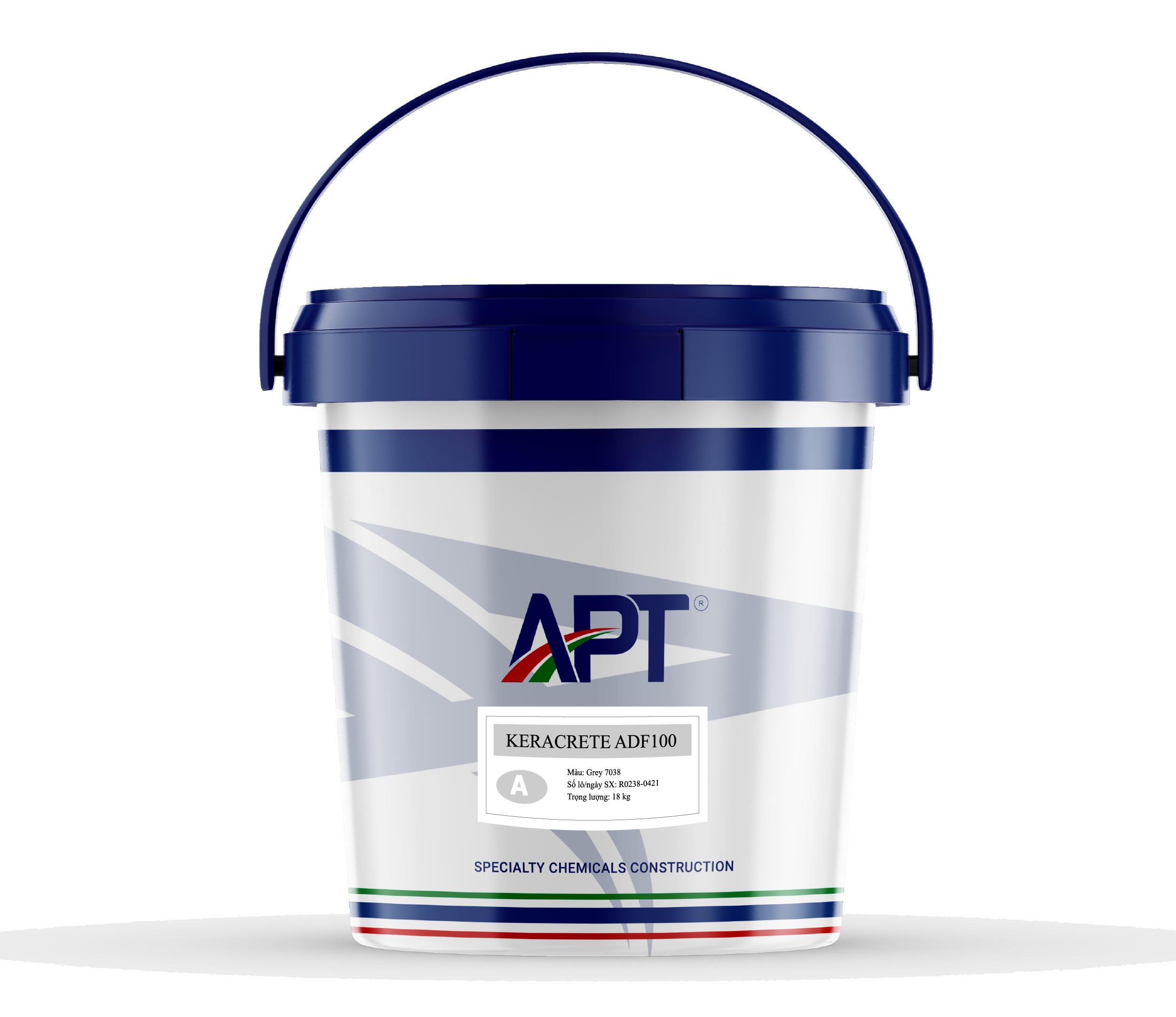 Hợp chất chống thấm tạo màng Acrylic gốc xi măng KERACRETE ADF100